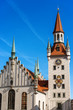 Old Town Hall - Altes Rathaus - Munich Germany