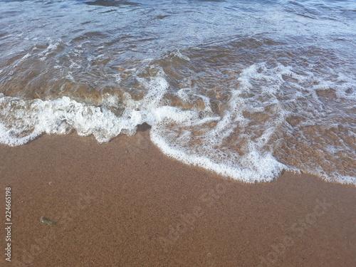 Staande foto Oceanië Ocean, sea wave