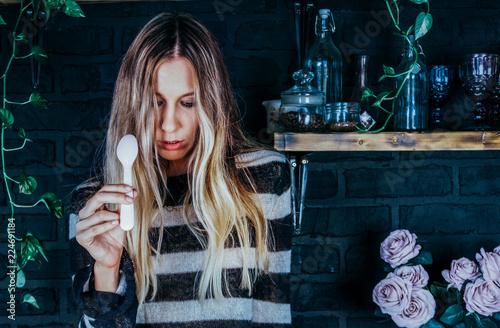 lesbijki całują i jedzą cipkę