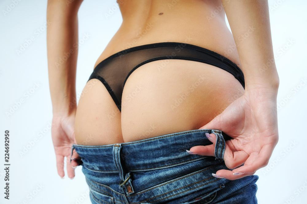 bikini arsch