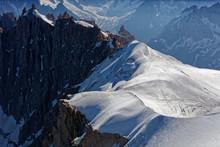 Chamonix, South-east France, A...