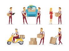 Delivery And Moving Service - ...