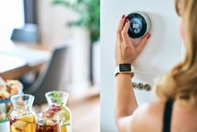 Thermostat, Home Energy Savin...
