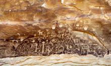 Petroglyph Point, Mesa Verde National Park