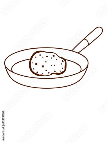 Bratkartoffel Pfanne Kartoffel Essen Lecker Koch Kuche Gemuse