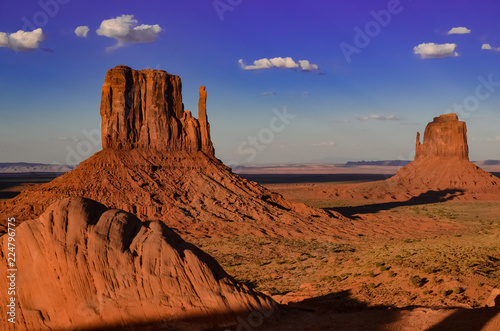 Foto op Aluminium Arizona Monument Valley Landscape