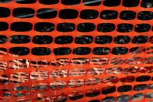 Vivid Orange Construction Safe...