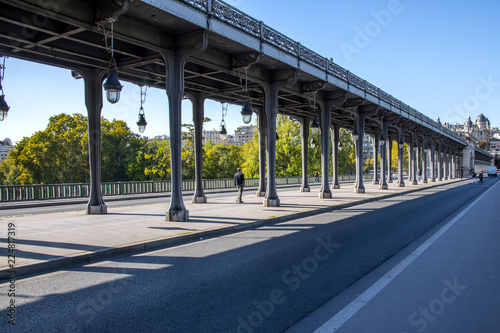 Pont De Bir Hakeim Formerly The Pont De Passy A Bridge