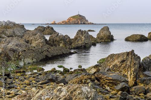 Coastline Yangma island