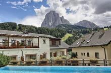 Panorama Delle Dolomiti Intorn...