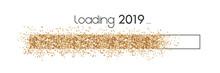 Ladebalken 2019 Glitter