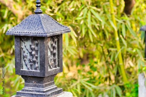 Photo  Chinese garden park