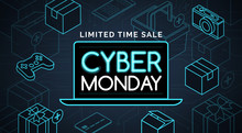 Cyber Monday Promotional Sale ...
