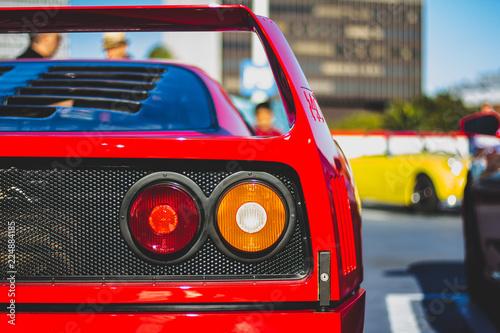 Obraz na plátně  Ferrari F40