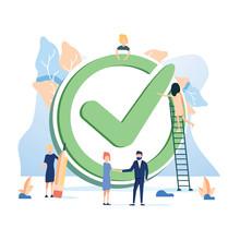 Concept Done Job, Checklist Fo...