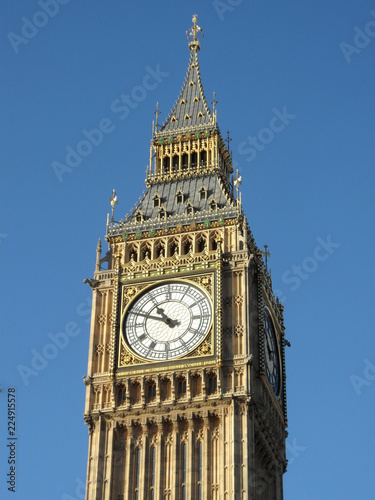 Foto op Canvas Londen London - Big Ben