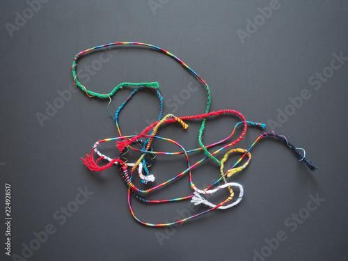 Photographie  lucky bracelet amulet