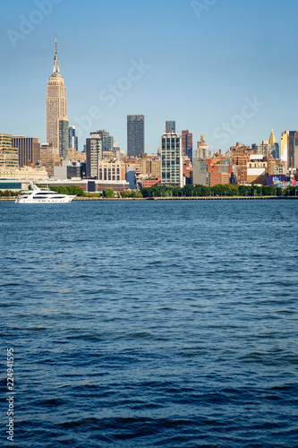 Photo New York City Skyline