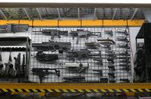 Sci Fi Action Guns Armory