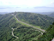 Roads In The Mountains, Tagayt...