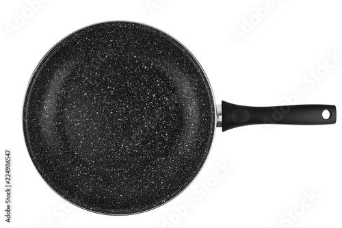 Foto  new empty frying pan