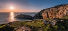 Sunset At South Stack Lighthou...