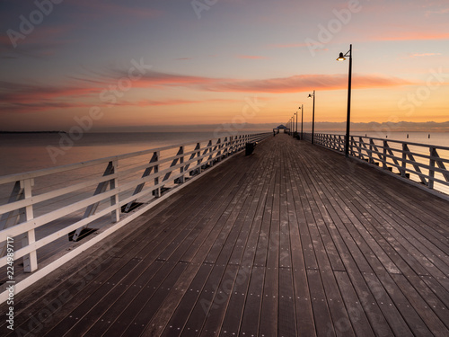 Pier Dreaming