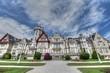 Magdalena Palace, the headquarters of the International University Menendez Pelayo in Santander, Cantabria, Spain, Europe