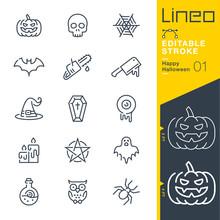 Lineo Editable Stroke - Happy ...