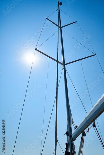 Valokuva Sailboat Detail