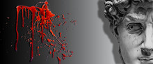 3d Background, Red, Black And ...
