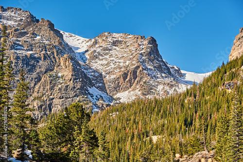 Deurstickers Centraal-Amerika Landen Autumn in Rocky Mountains, Colorado