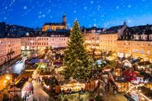 Weihnachtsmarkt In Annaberg-Bu...