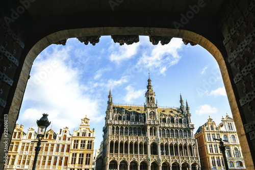 The King's House on the Grand Place of Brussels