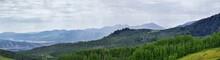 Guardsman Pass Views Of Panora...