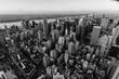 Vista aérea de Manhattan II