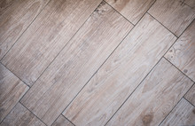 Tiled Wood Board Floor - Woode...