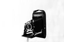 Black Bellow Vintage Film Camera
