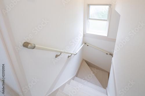 Fényképezés 手すりのある階段