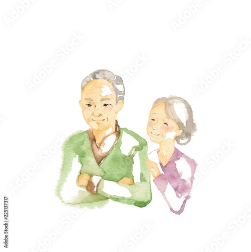 Fotografia  シニア、老夫婦