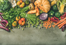 Healthy Vegetarian Seasonal Fa...