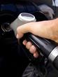 Fare rifornimento al benzinaio - diesel