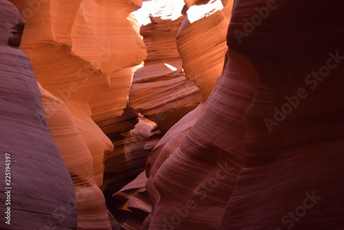 Lower Antelope Canyon, Page, Arizona, USA