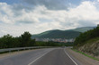 The entrance to the gorge is the village of Sukko, Gorodskoy Okrug Anapa, Krasnodarskiy Kray, Russia