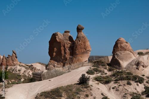 Foto op Aluminium Zalm Capadocia