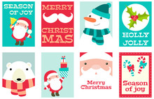 Collection Of Christmas Banner...