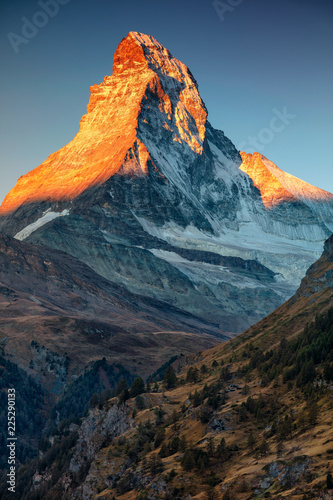 Matterhorn Wallpaper Mural