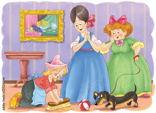 Fotografie, Obraz Cinderella