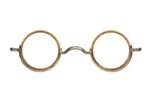 Vintage Circular Eyeglasses Is...