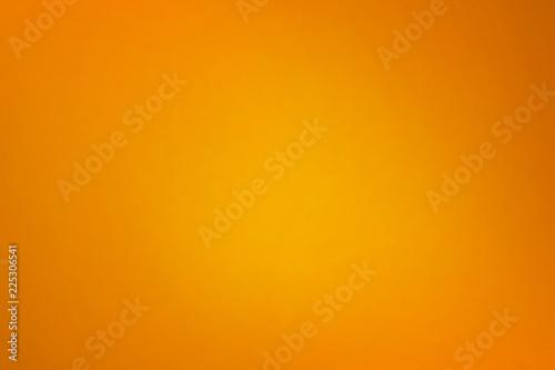 orange gradient / autumn background, blurred warm yellow smooth background Canvas-taulu